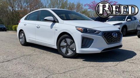 New 2020 Hyundai IONIQ Hybrid Blue Hatchback FWD 4dr Car